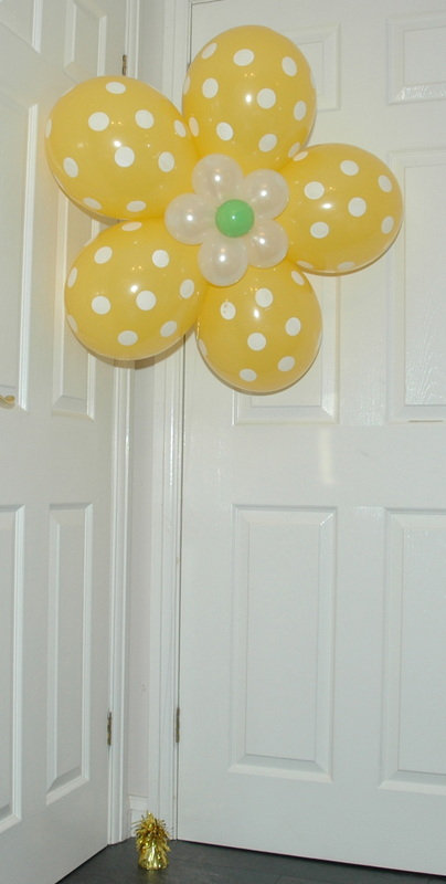 Wallflowers Balloon Your Room